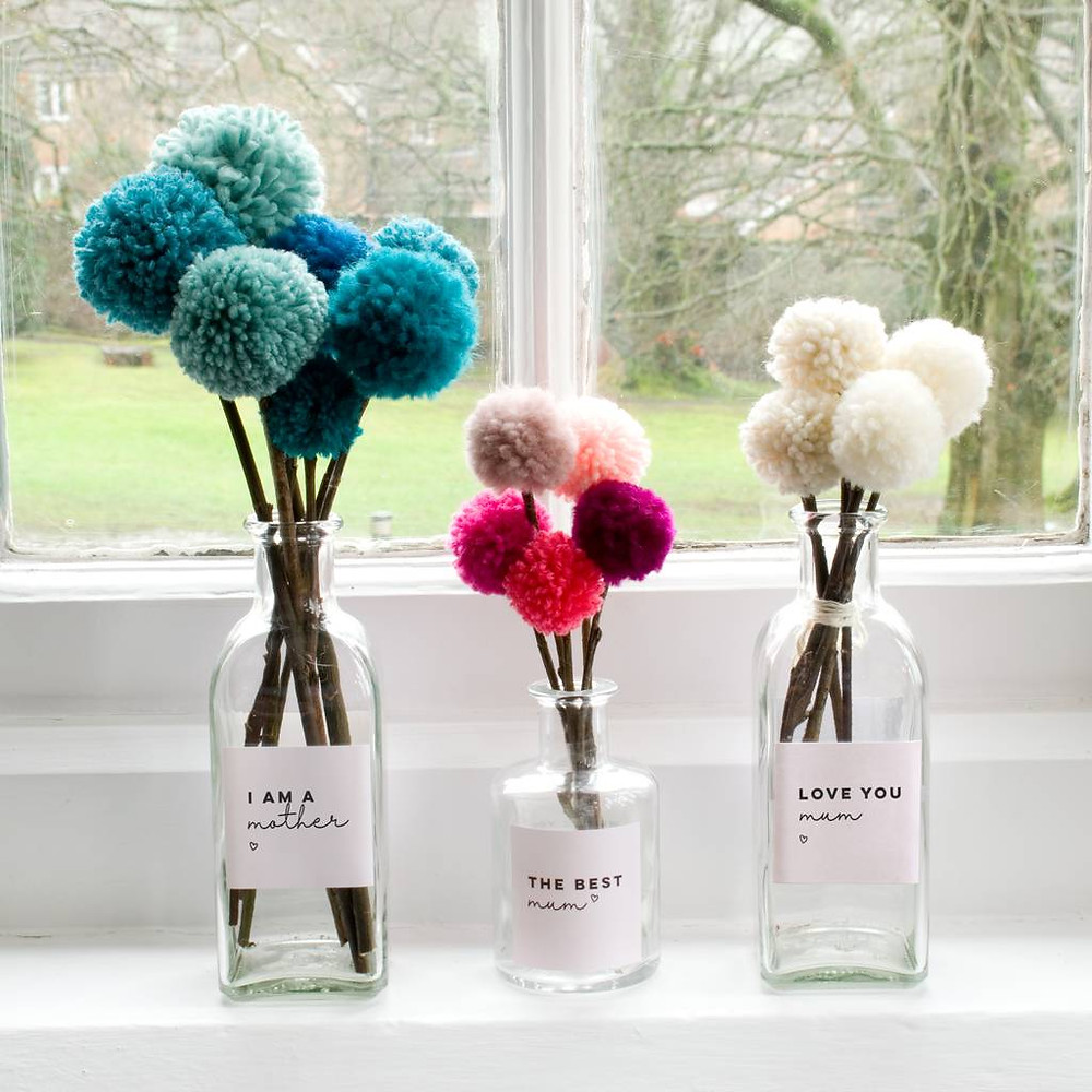 pom poms, chi chi moi, Somerset cool, Somerset makers, handmade in Somerset, Somerset blog, Somerset blogger