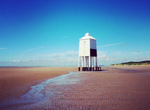 Coastal craving... a North Somerset beach tour!