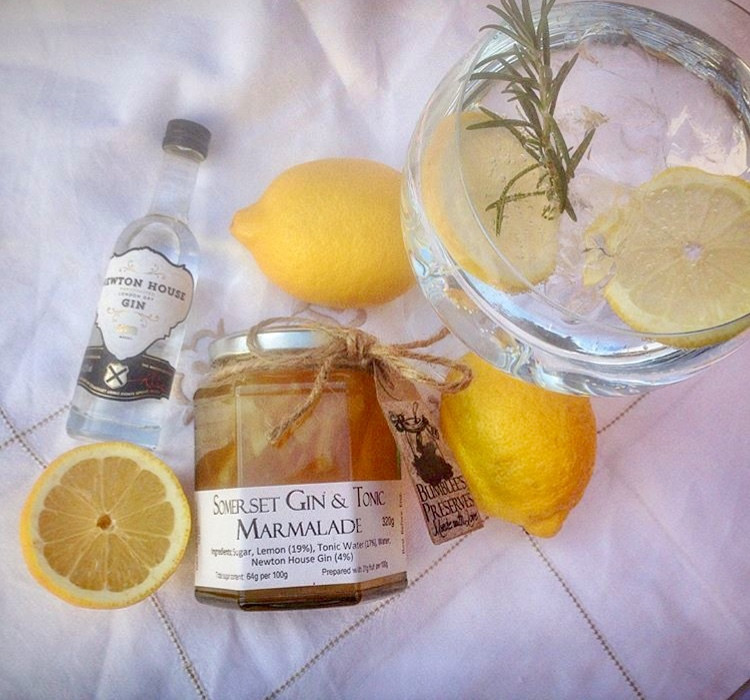 Somerset cool, Somerset blog, Somerset blogger, Somerset bloggers, Bumblees gin & tonic marmalade