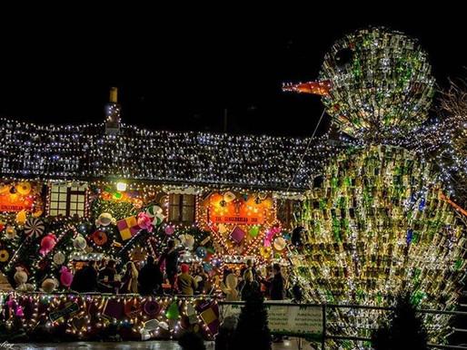 Lighting up the county this Christmas