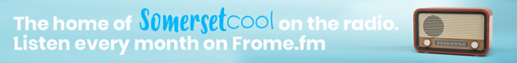 Somerset cool on Frome FM, Somerset blogger