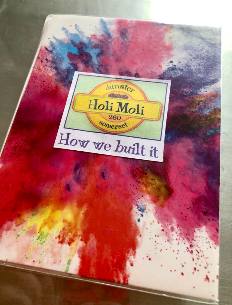 Somerset cool, Dunster beach hut Holi Moli, cool stays in Somerset, Somerset blog, Somerset bloggers