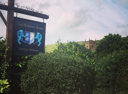 The Queens Arms – a special Somerset country pub
