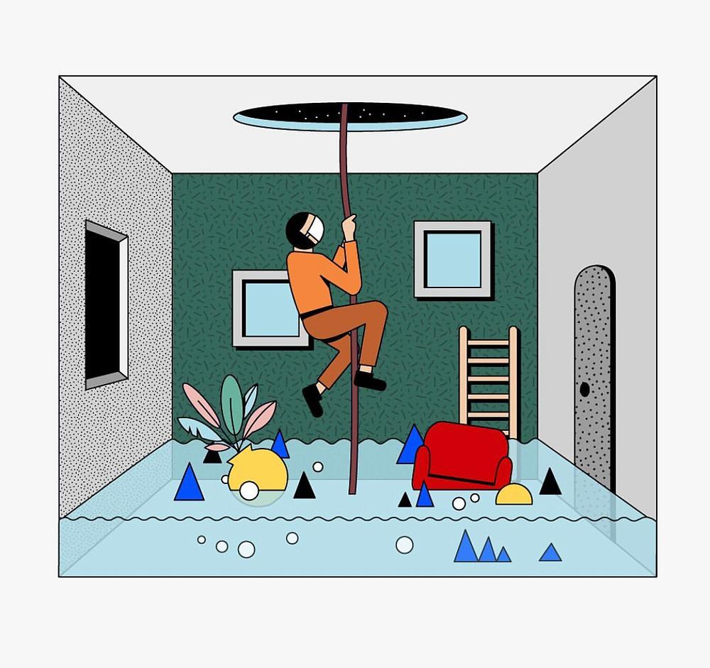 Simo Liu, Simo Liu illustration, Shake communications, Shake comms, Shake blog, Shak 6, Inspiration blog