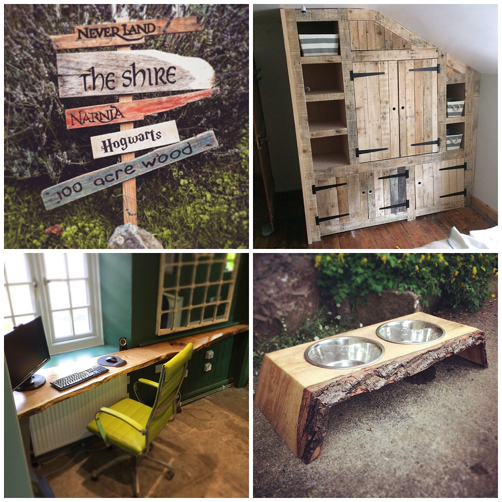 With bear hands, Somerset cool, Somerset blogger, furniture maker in Somerset, best blog about Somerset