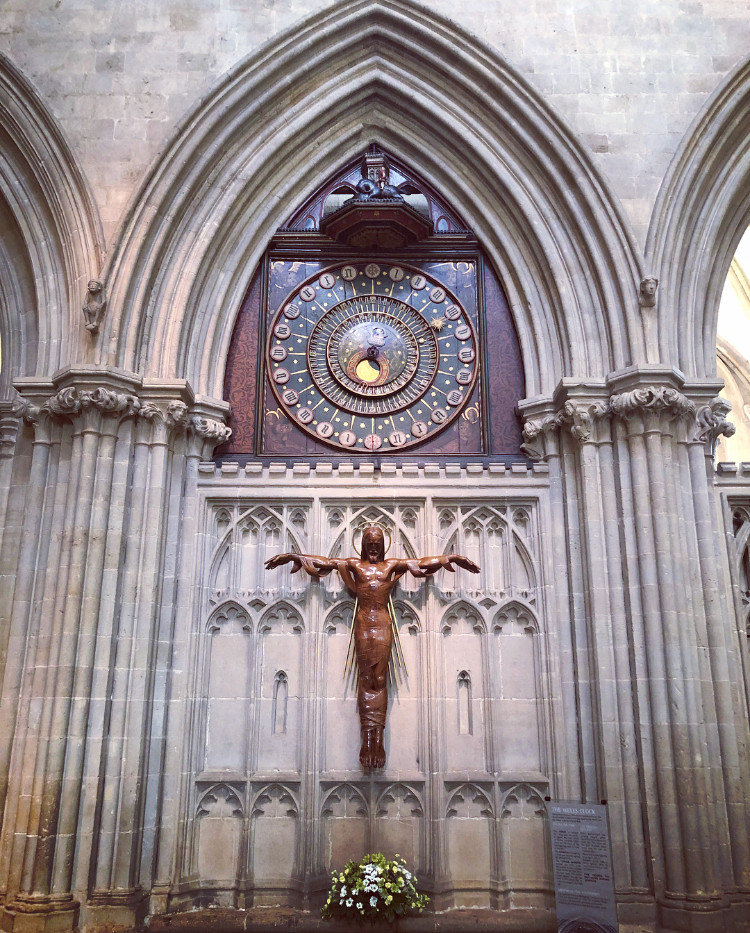 Wells cathedral, Wells Cathedral clock, Somerset cool, visit wells, Somerset blog, Somerset blogger, Visit somerset