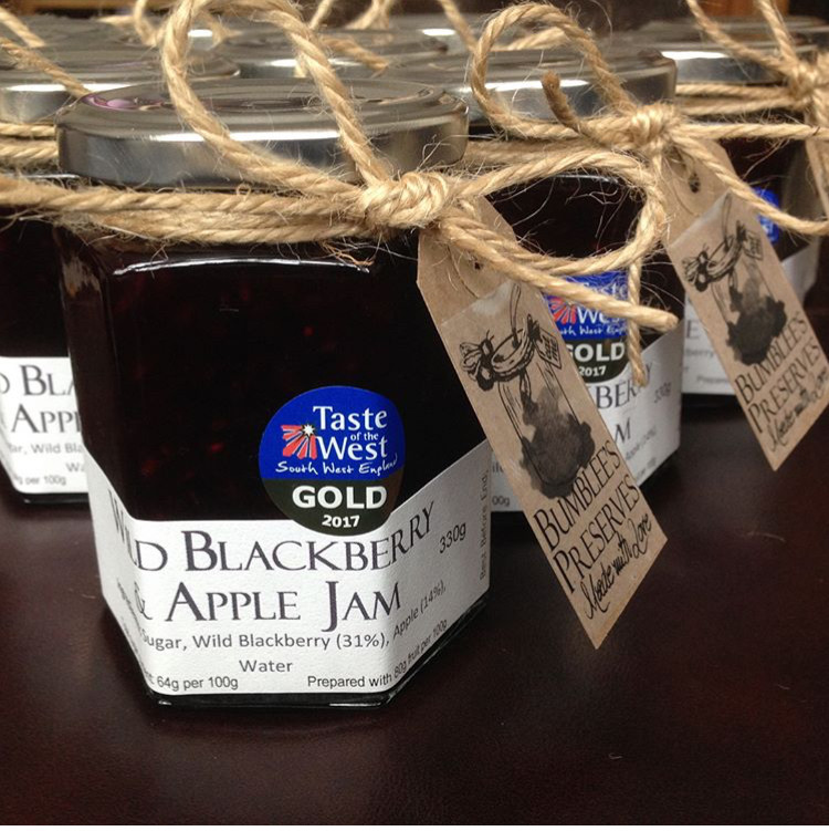award winning somerset preserves, bumblees, somerset cool, somerset blog