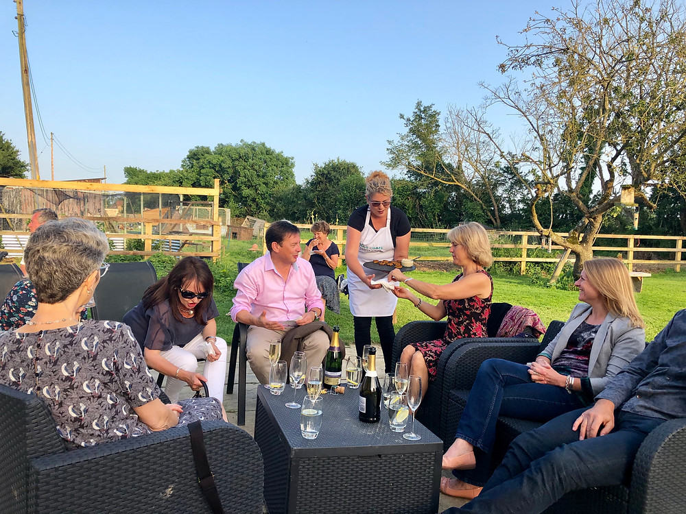 Somerset cool, Chef Steve James, eating out in Somerset, pop up events in Somerset, Somerset blogger