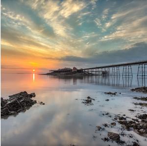 Birnbeck pier, Somerset cool, Picture Somerset, Somerset blogger