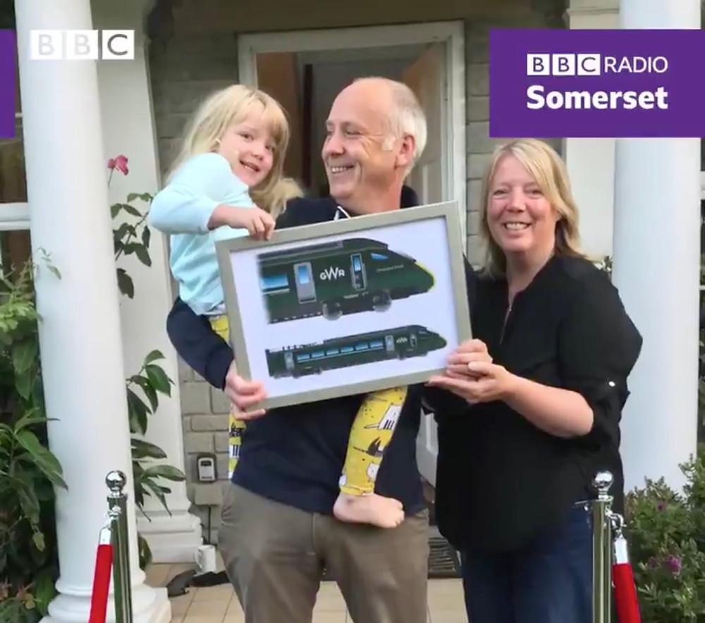 Somerset cool, BBC Radio Somerset, Somerset blogger, best blog in Somerset