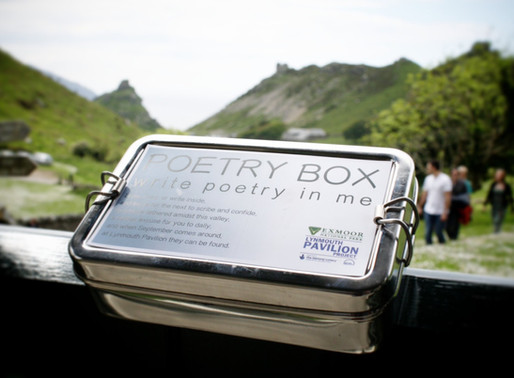 The Poetry Box Project - Four Thoughts