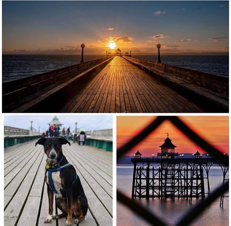 Clevedon Pier, Somerset cool, Somerset coolathon, Frome FM, Somerset blogger