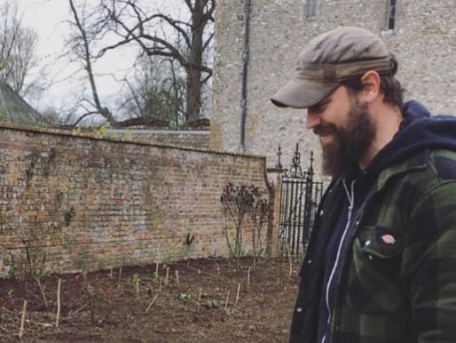 (Head) Gardeners' World - Danny Burlingham, Forde Abbey