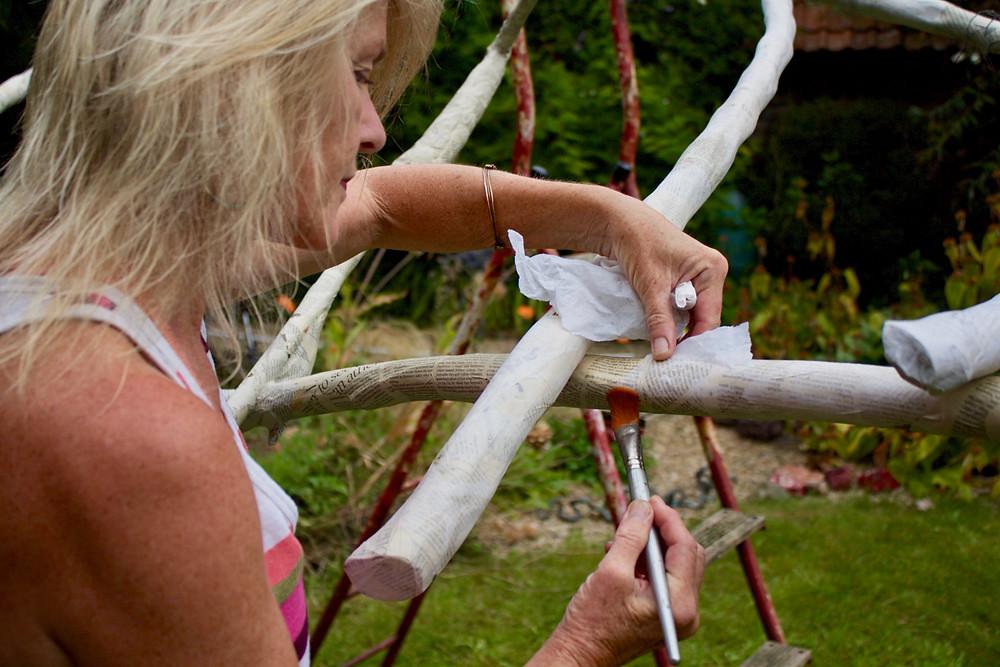 Somerset cool, Fiona Campbell artist, blog, art in Somerset, blogger