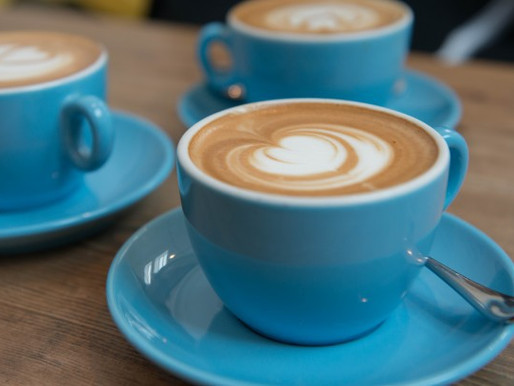 Coffee shop crawl - 4 of the best in Bath
