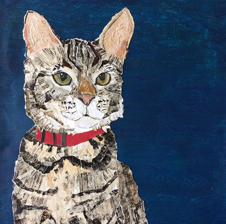 Ness Robinson, pet portraits in Somerset, Somerset cool, Somerset blog, Somerset bloggers, art in Somerset