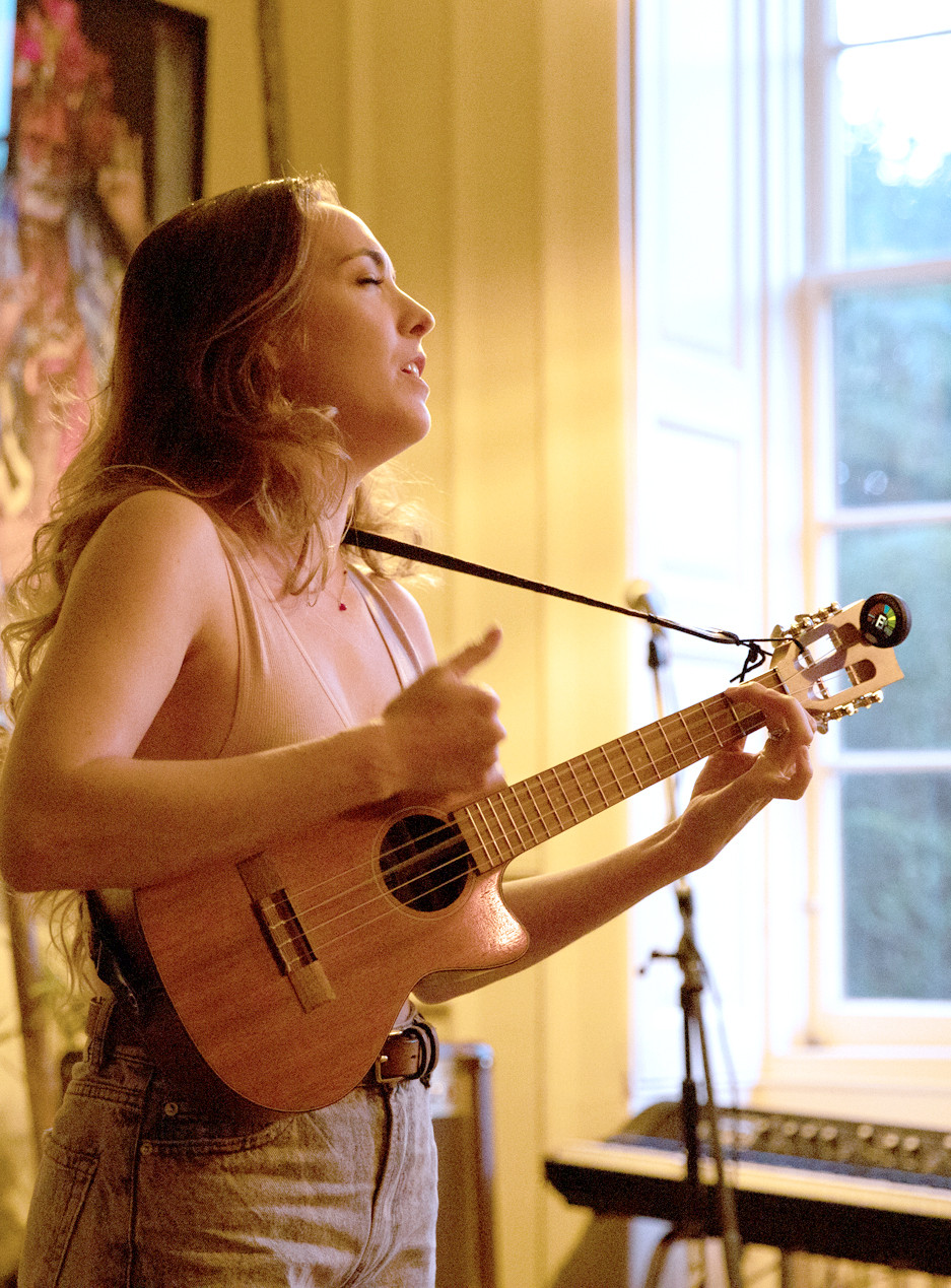 Somerset cool, Lorena Leigh, Somerset blogger, Sofar sounds frome