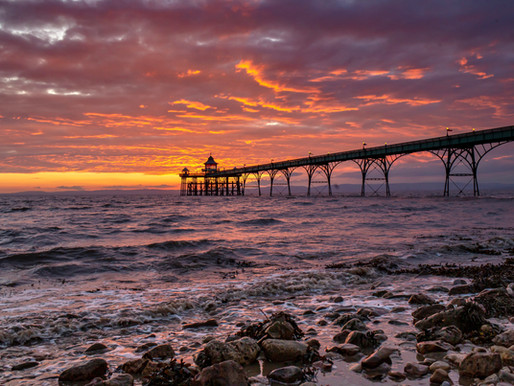 A love letter to Clevedon Pier