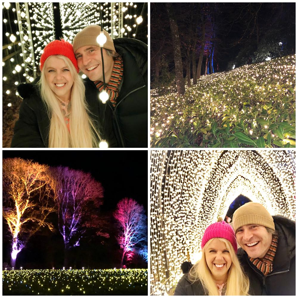 Somerset cool, Stourhead Christmas trail