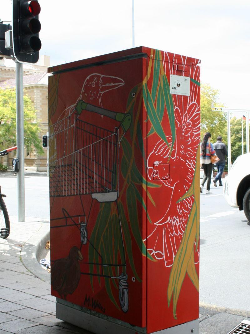 Shake communications, creative inspiration, urban smart projects, Matt Willes, art in unusual places, Shake 6