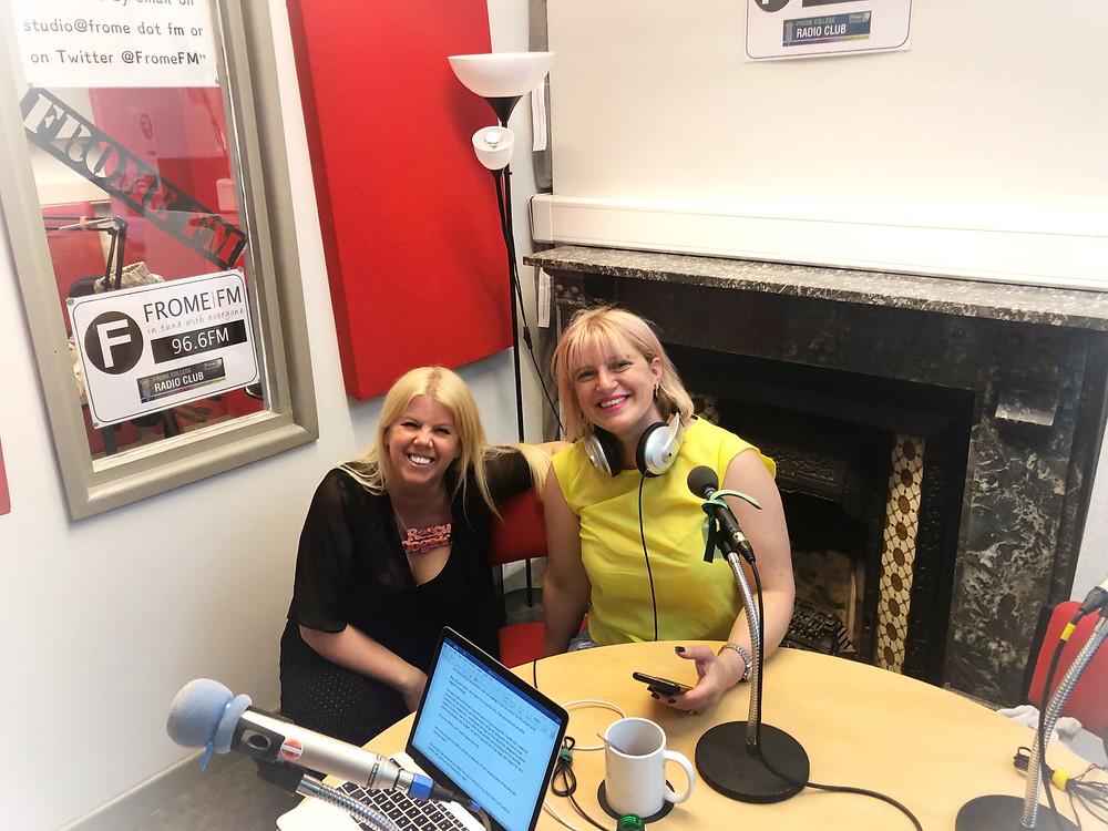 Somerset coolathon, Frome FM