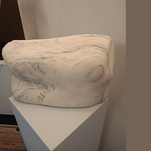 Trousse en marbre