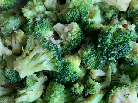 Incredibly Easy Roasted Broccoli