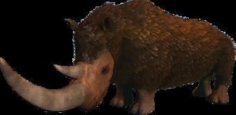 378 Rhino (Pc SmallsTribes)