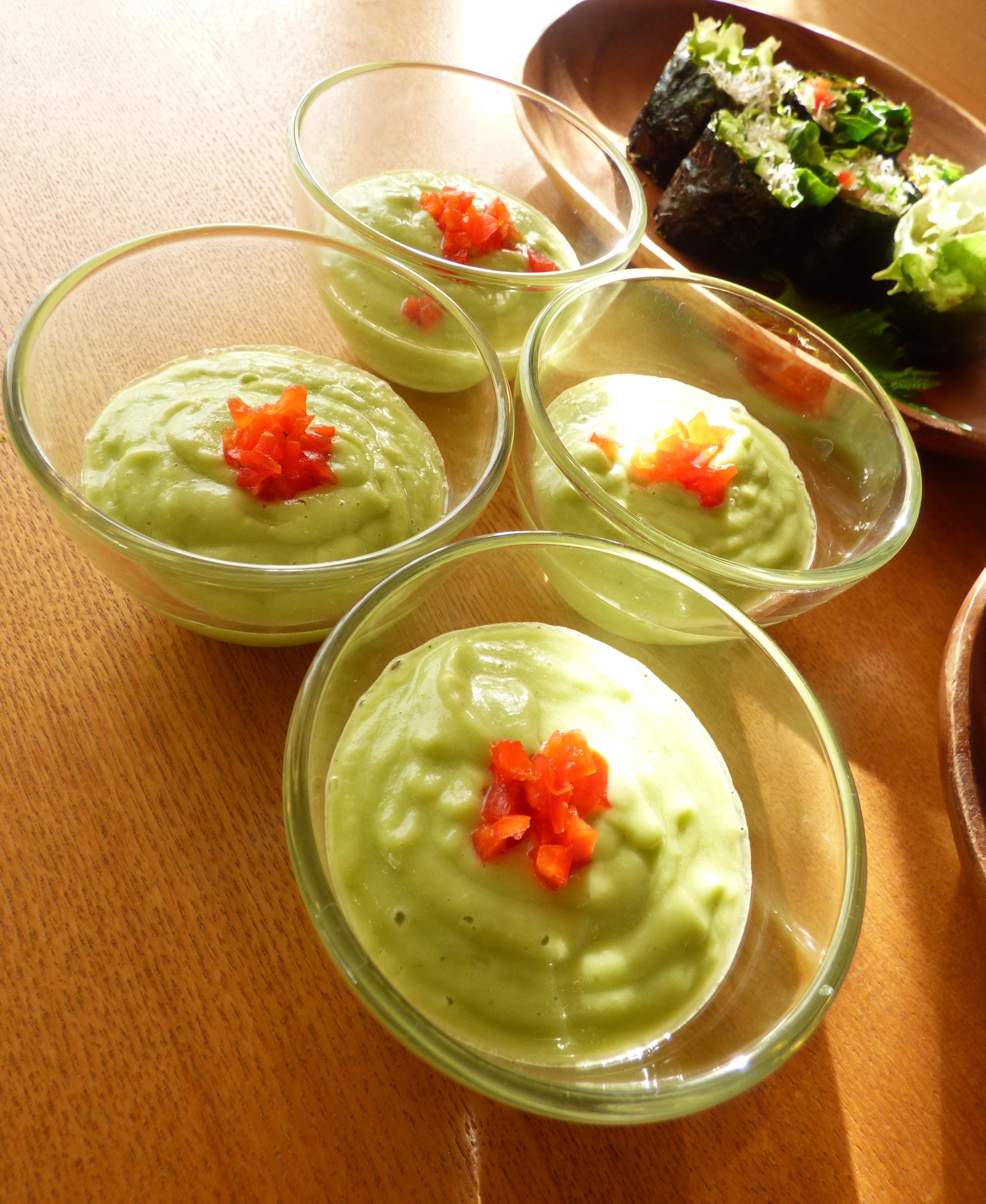 アボガドスープ(2級)