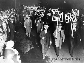 Nous voulons de la bière!