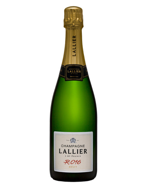 Champagne lallier R016