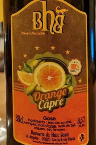 BHB - Orange capre 33cl 3.5°