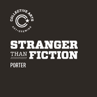 Collective arts - Stranger than fiction 44cl 5.5°