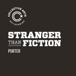 Collective arts - Stranger than fiction 44cl 5.5°