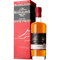 Whisky Rozelieure rare collection 40° 70cl