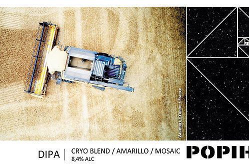 Popihn - Dipa cryo blen amarillo 44cl 8.4°