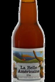 Brasserie des Garrigues - Belle Americaine7.5°