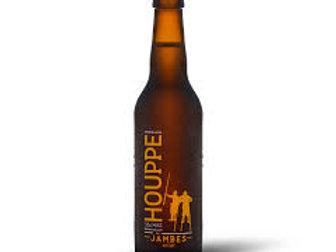 Houppe - Jambe en l'air 33cl 4.8°