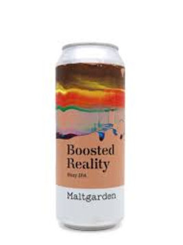 Maltgarden- Boosted réality 50cl 5.3°