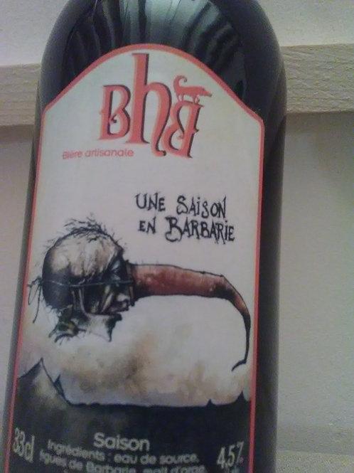 BHB - Saison de barbarie 33cl 4.5°