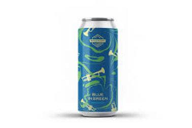 Basqueland - Blue in green 44cl 5.5°