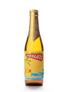 Mongozo banane 33cl 3.6°
