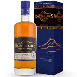 Whisky Rozelieure collection origine