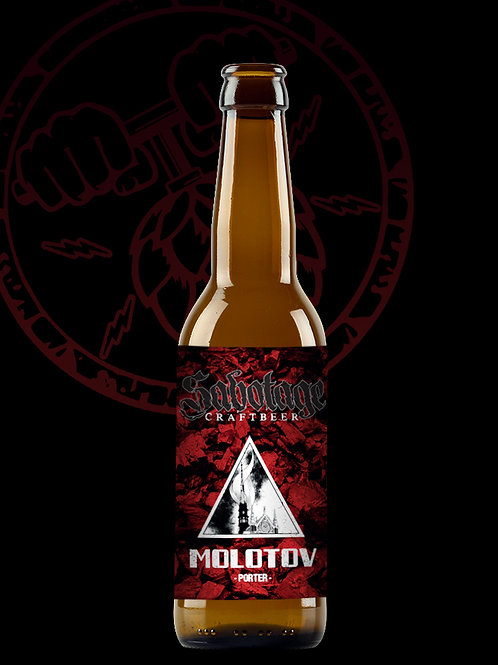 Sabotage Craftbeer Molotov  5,5° 33cl