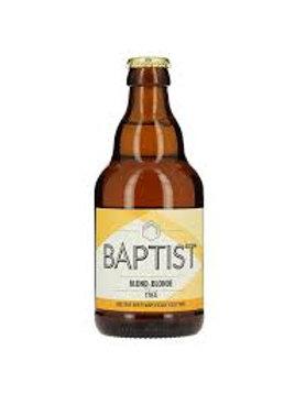 Baptist blonde 33cl 5°