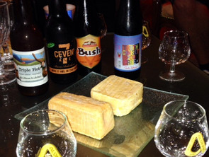 Accord bières et fromages - Episode 1