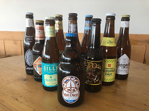 Box bières belges
