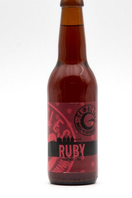 Globulles - Ruby 33cl 4.5°