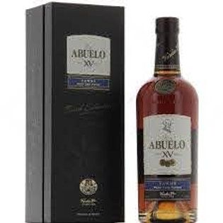 Ron abuelo 15 ans Tawny 40° 70cl
