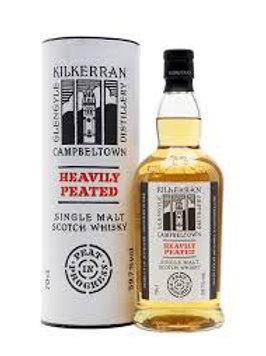 Whisky Kilkerran heavily peated 59.7° 70cl